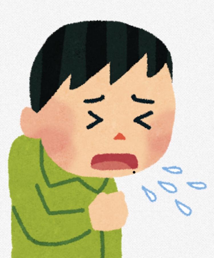 咳と肩こりの関係
